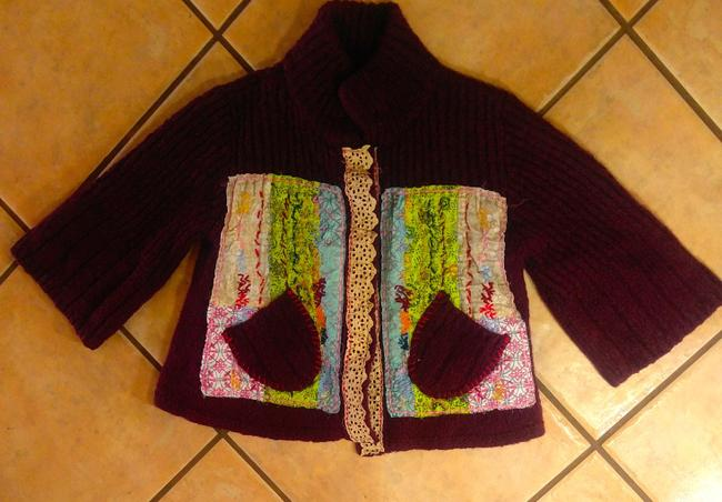 Free People Sweater Size Medium Cardigan