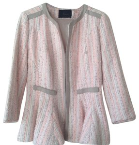 Misha Collection Tweed Jacket