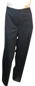 Hugo Boss Wide Leg Pants Dark Gray