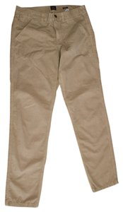 J.Crew Straight Pants Khaki