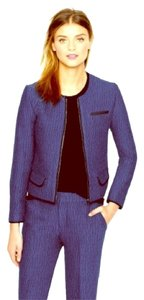 J.Crew Tweed Blue Blazer
