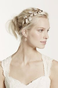 Beautiful Bridal Headband / Tiara - New With Tags
