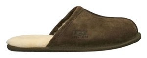 UGG Australia Men's Gifts Gifts For Men Gifts For Him Men's Slippers Men's Uggs Scuff Slippers Scuff Espresso Flats