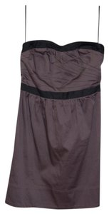 American Eagle Outfitters short dress Plum/Black on Tradesy