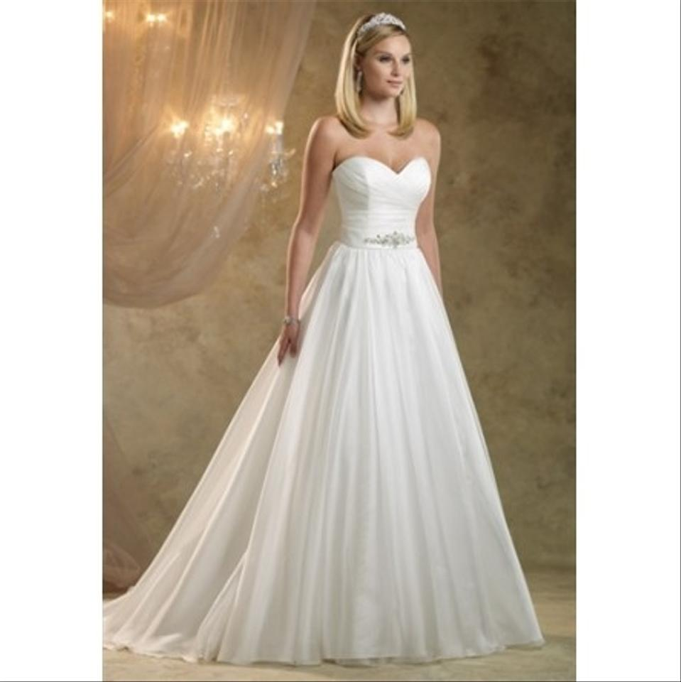 brand:mon cheri used designer wedding dresses Mon Cheri Ki Wedding Dress