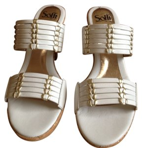 Sofft White Sandals
