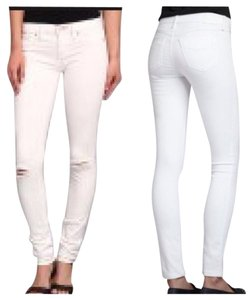 SOLD Design Lab Distressed Skinny Jeans-Distressed