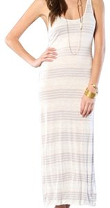 ivory Maxi Dress by Quiksilver Tank