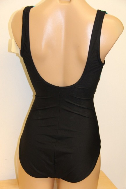 Tropical Honey SWIMSUIT 8 NWT TROPICAL HONEY SLIMMING TWICE HOLDING POWER $84 Image 1