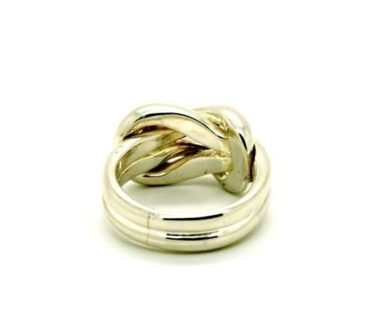 Other Sterling Silver 14K Yellow Gold Ring Two Tone, Size 9.00 Image 1