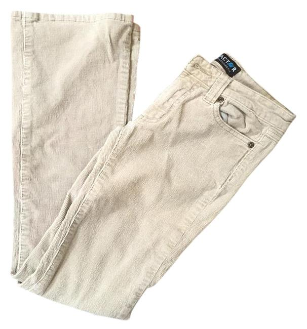 Tractor Pull-on Juniors Relaxed Pants Tan