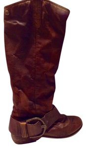 Steve Madden Riding Cute Casual Brown Boots