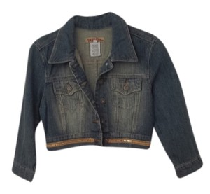 Paris Blues Light washed denim Womens Jean Jacket