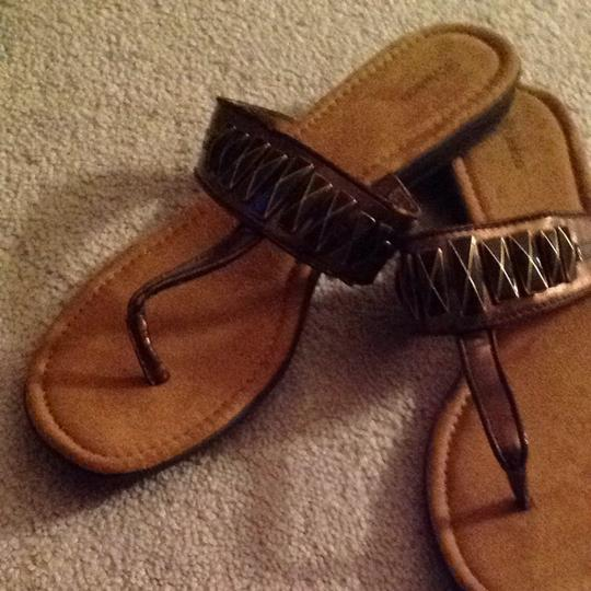 Style & Co brown Sandals Image 1