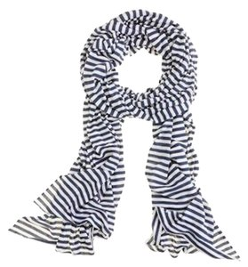 J.Crew J. Crew Striped Scarf