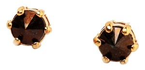 Marc by Marc Jacobs NEW Marc by Marc Jacobs 14k Gold Pyramid Studs Earrings