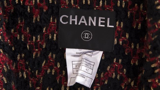 Chanel Black Jacket Image 3
