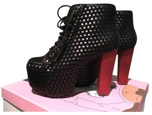 Jeffrey Campbell Blac Platforms