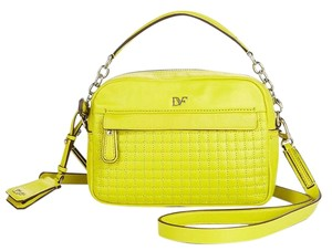 Diane von Furstenberg Milo Dvf Mini Quilted Cross Body Bag