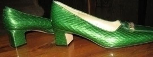 Other Green Pumps