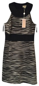 Michael Kors Zebra Print Dress