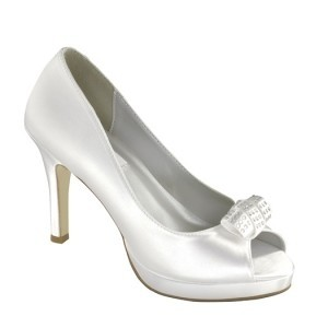 Dyeables Mya Wedding Shoes