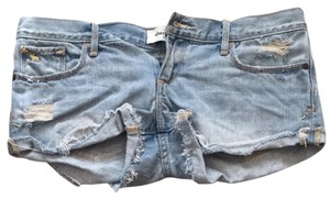 abercrombie kids Shorts Light Denim