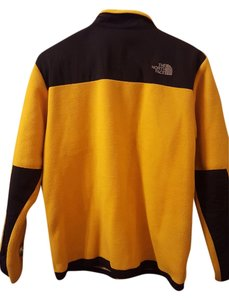 The North Face Black and yellow Jacket