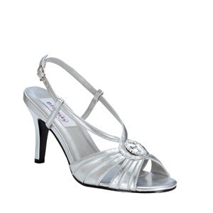 Dyeables Silver Janelle Size US 10