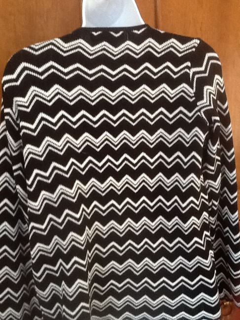 Andrew Jovine Button Down Shirt White and Black