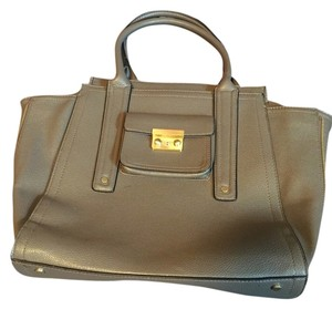 3.1 Phillip Lim for Target Limited Edition Faux Leather Celine Tote in Taupe