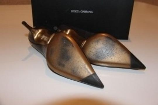 Dolce&Gabbana Gray Pumps