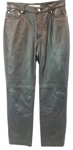 Tommy Hilfiger Leather Pants