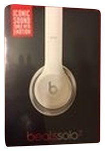 Beats Solo 2 by Dr. Dre Beats by Dre Beats Solo 2 - White
