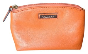 Calvin Klein Saffiano Leather