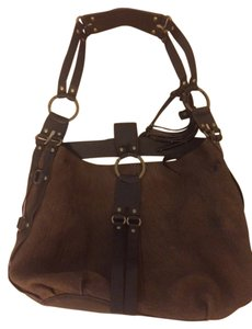 Cole Haan Hippie Cowgirl Leather Hobo Bag