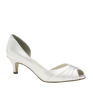 Touch Ups White Abby Size US 5