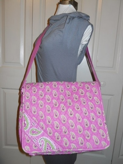 Vera Bradley Messenger Diaper Laptop Bag