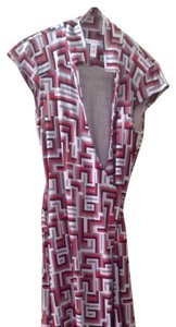 Diane von Furstenberg Wrap Designer Dress