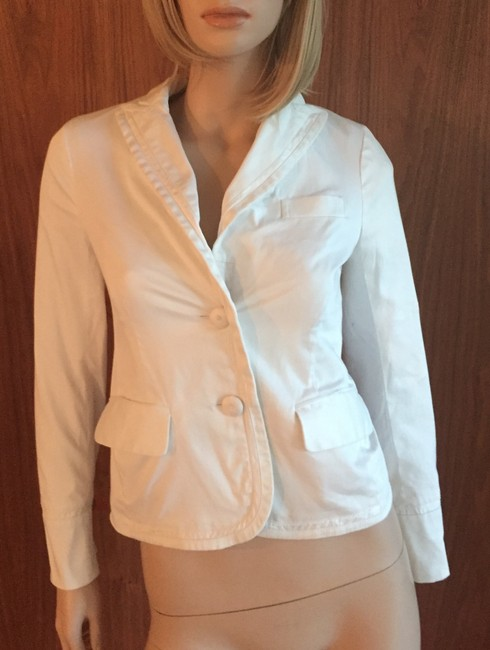 Marc Jacobs white Blazer Image 5