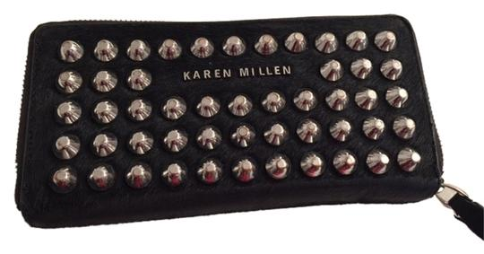 Preload https://img-static.tradesy.com/item/8096542/karen-millen-black-calf-hair-clutch-0-2-540-540.jpg