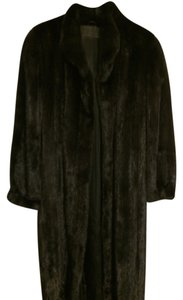 Female Mink Fur Fur Coat