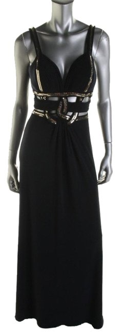 Preload https://img-static.tradesy.com/item/8097598/blondie-nites-black-gold-style-number-55124style-type-evening-long-night-out-dress-size-petite-4-s-0-3-650-650.jpg