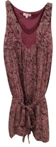 Generra short dress Multi-color pinks, cranberry etc on Tradesy