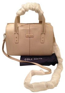 Cole Haan Satchel in Ivory Winter White