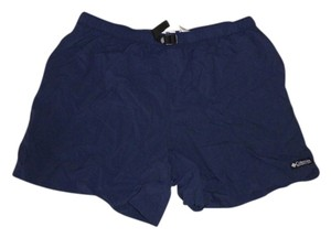 Columbia Dark Blue Shorts