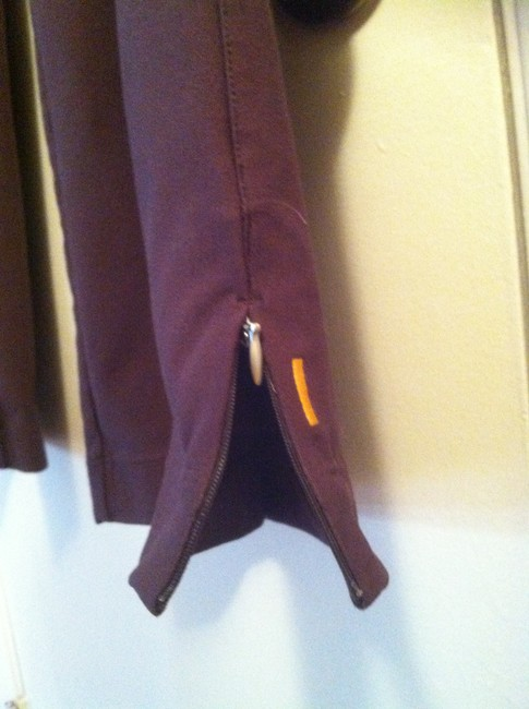 lucy Straight Pants Brown M/Tall
