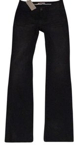 Vanessa Bruno Boot Cut Pants Anthracite
