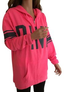 PINK Victoria's Secret Boyfriend Sweatshirt