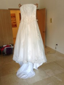 Oleg Cassini 5438 Wedding Dress